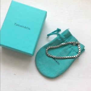 Authentic Tiffany & Co. Venetian Box Bracelet